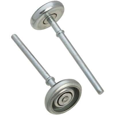 National 5/16 In. Garage Door Roller with Metal Wheels (2 Count)