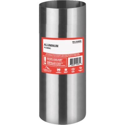 NorWesco 7 In. x 10 Ft. Mill Aluminum Roll Valley Flashing