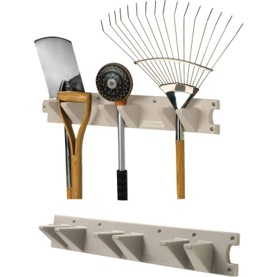 Suncast 24 In.Tool Hanger Long Handle Tool Rack