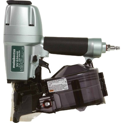 Metabo HPT 16 Degree 2-1/2 In. Coil Siding Nailer