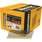 Bostitch 21 Degree Plastic Strip Coated Full Round Head Framing Stick Nails, 2-3/8 In. x .113 In. (5000 Ct.) Image 1