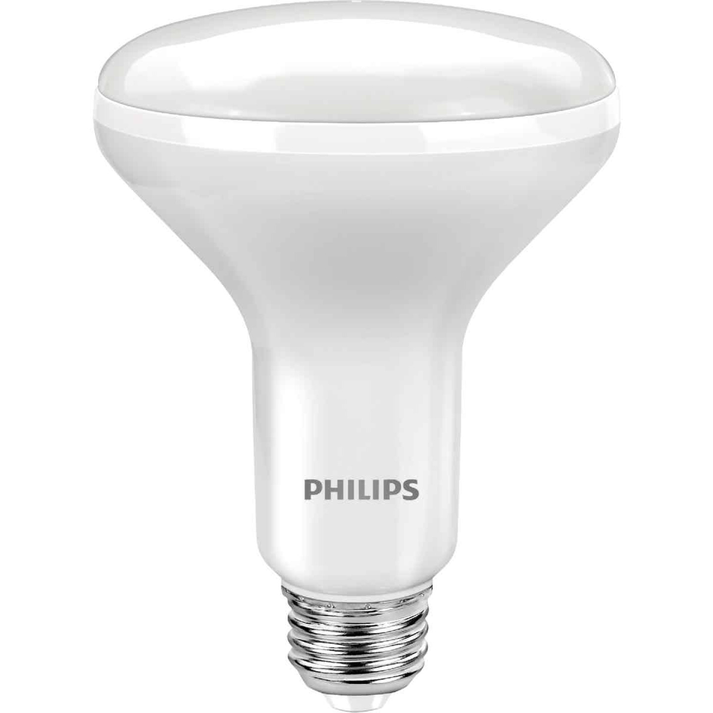 Philips 65W Equivalent Soft White BR30 Medium Dimmable LED Floodlight Light Bulb (2-Pack) Image 3