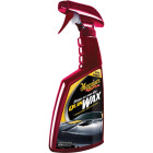 Meguiars 24 Oz. Trigger Spray Quik Wax Car Wax Image 1