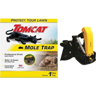 Tomcat Plastic Spring-Loaded Mole Trap