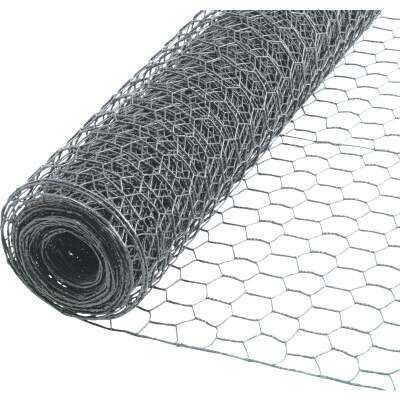 Do it 1 In. x 24 In. H. x 150 Ft. L. Hexagonal Wire Poultry Netting